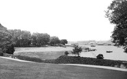 Cremyll, The Point And Dockyard c.1870