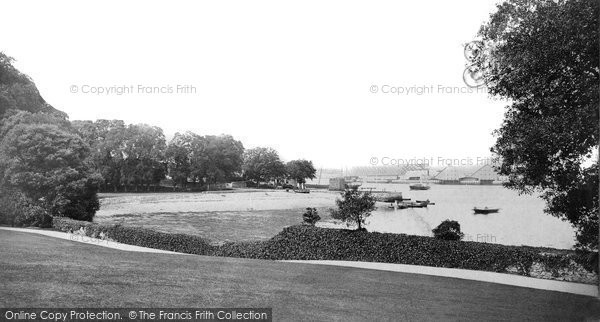 Photo of Plymouth, Cremyll Point and Dockyard c1870, ref. 5449