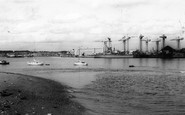 Cremyll, The River c.1960