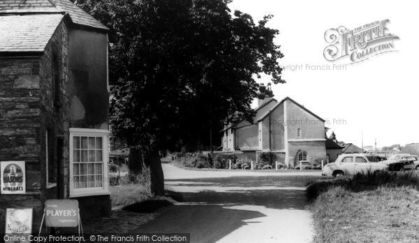 Cremyll, the Stores c1960