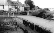 Cremyll, View From The Ferry c.1960