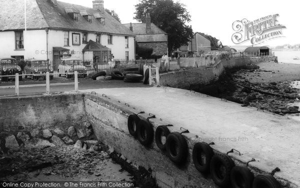 Cremyll, view from the Ferry c1960