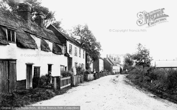 Cressing, 1909, Essex.  (Neg. 62124)  © Copyright The Francis Frith Collection 2005. http://www.francisfrith.com