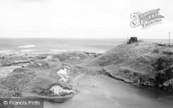 Cresswell, Old Quarry c.1960