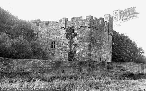 Photo of Cresswell, Pele Tower c1955, ref. C460013