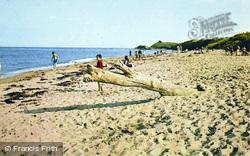 Cresswell, The Beach c.1965