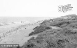 Cresswell, The Dunes c.1955