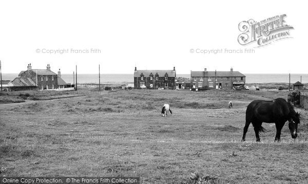 Photo of Cresswell, the Village c1960, ref. C460035