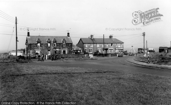 Photo of Cresswell, The Village c.1965
