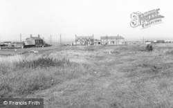 Cresswell, The Village c.1965
