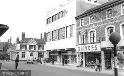 Crewe, Boots c.1965