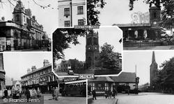 Crewe, Composite c.1950