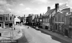 Crewe, Market Street c.1960