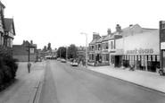 Crewe, Nantwich Road c1965