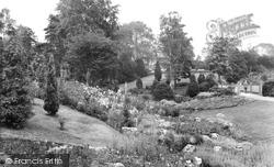 Crewe, Queen's Park c.1960
