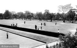 Crewe, Queen's Park c.1965