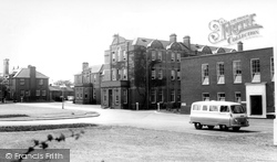 Teacher Training College c.1965, Crewe