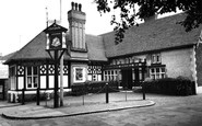 Crewe, The Chetwode Arms c1960