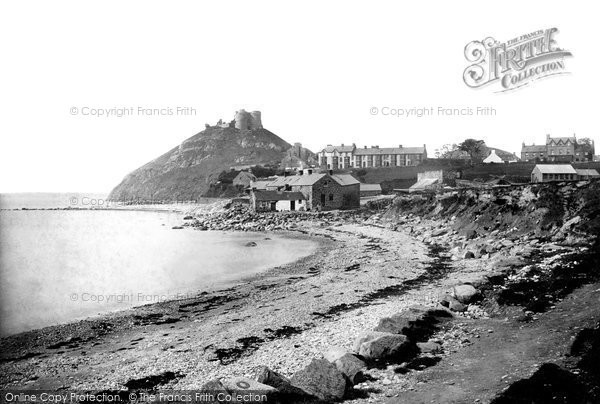 Criccieth photo