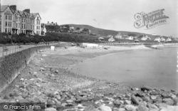 Criccieth, 1940
