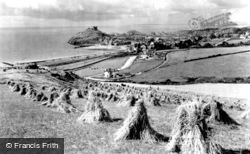 And Cardigan Bay 1931, Criccieth