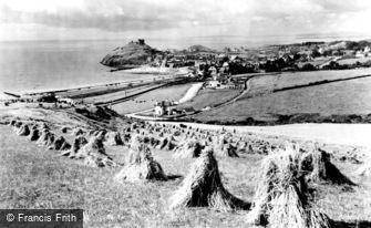 Criccieth, and Cardigan Bay 1931