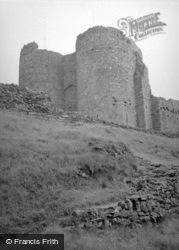 Castle 1952, Criccieth