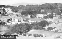 From The Castle c.1935, Criccieth