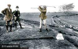Golf Club 1913, Criccieth