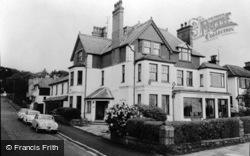 Henfaes Hotel c.1965, Criccieth