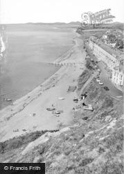 Marine Terrace c.1960, Criccieth