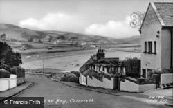 The Bay c.1955, Criccieth