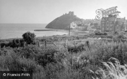 The Castle And Town 1952, Criccieth