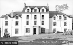 Criccieth, The Lion Hotel c.1950