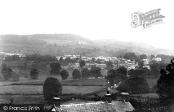 Crickhowell, From Llangattwg 1898