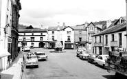 Crickhowell, High Street c1965