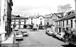 Crickhowell, High Street c.1965