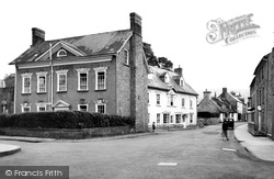 Crickhowell, Youth Hostel c.1955