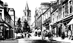 Crieff, Comrie Street 1904