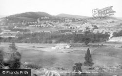 Crieff, From Knock Mary 1899