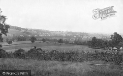 Crieff, From Laggan Hill 1900