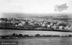 Crieff, From The Knock 1899