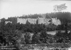 Crieff, Hydropathic Establishment 1899