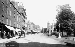 Crieff, James Square 1899