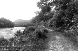 Crieff, Lady Mary's Walk 1899