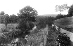 Crieff, Macrosty Park 1904