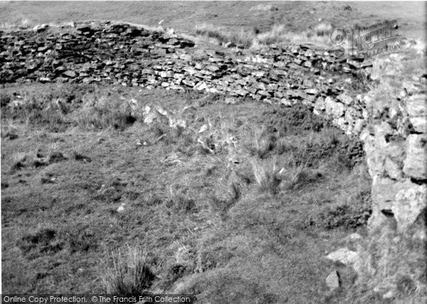 Photo of Crinan, Ardifuar Fort 1960