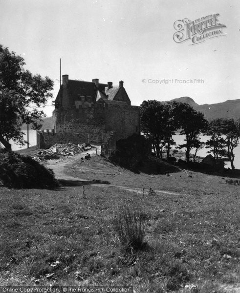 Photo of Crinan, Duntroon 1955