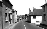 Crockernwell, c1960