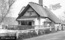 Crockerton, Bargate Cottage c.1960